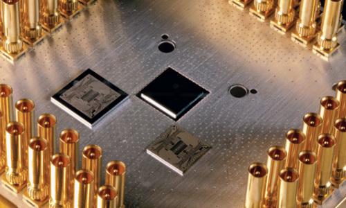 Google's quantum chip